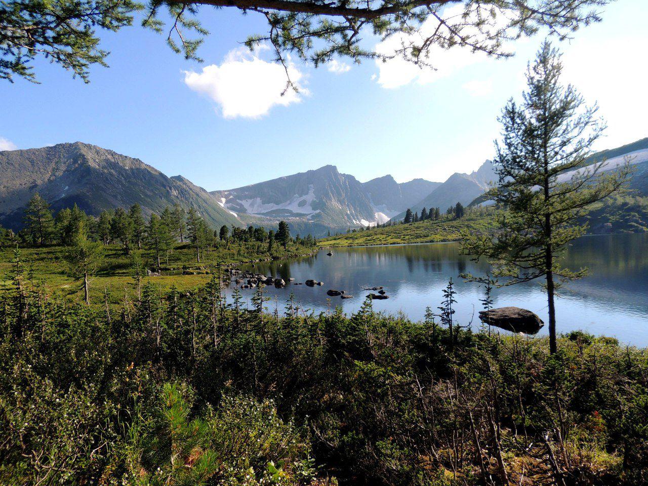 Кузнецкий Алатау, Золотая долина, фото