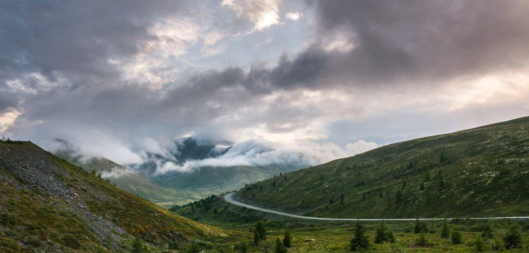 Саянский перевал, фото