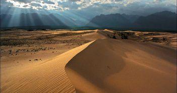 Чарские пески, Забайкальский край, Фото