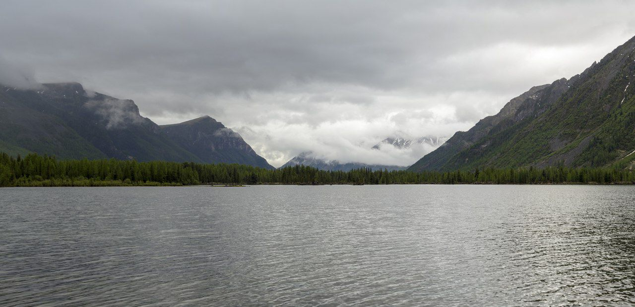 Озеро Олон-Нур, бурятия, фото