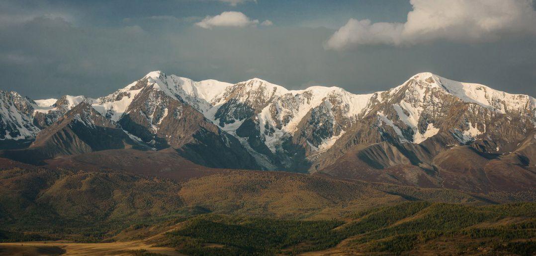 Северо-Чуйский хребет, алтай, фото