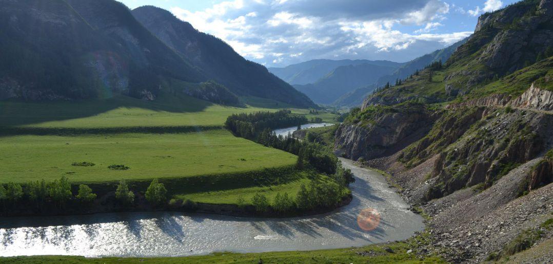Чуя, Республика Алтай, фото