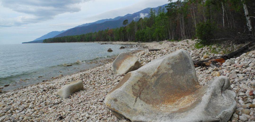 Байкал, п-ов Святой Нос, местность Глинка, фото
