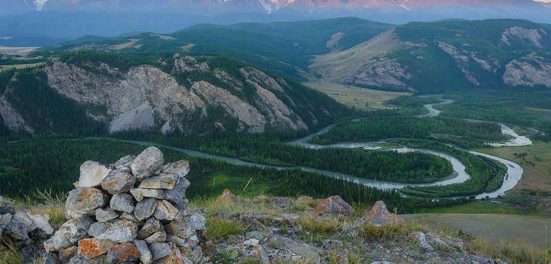 Курай, Северо-Чуйский хребет, Алтай, Фото