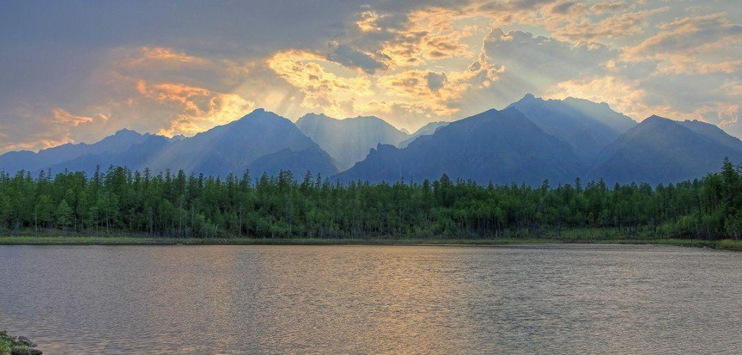 хребет Кодар, Забайкальский край, фото