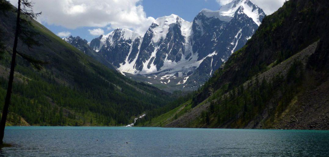 Республика Алтай, Кош-Агачский район, Шавлинское озеро, фото