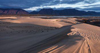 Чарские пески, Забайкалье, Фото