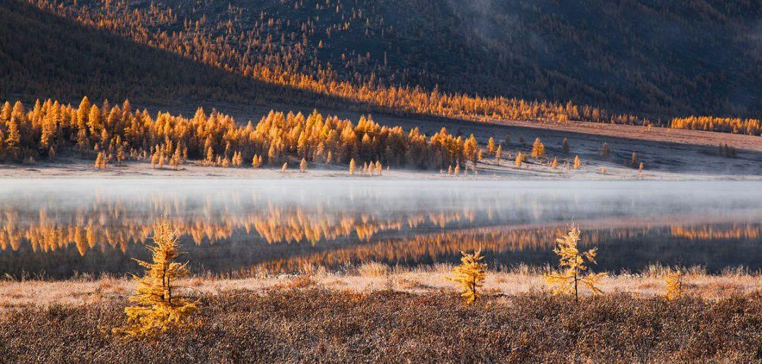 озеро Ильчир, Бурятия, Восточные Саяны, фото