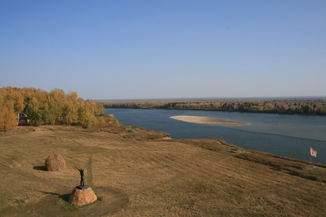 Руян-город, Кожевниково, Томская область, фото