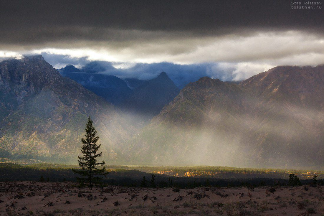 Чарская пустыня, Хребет Кодар, Фото