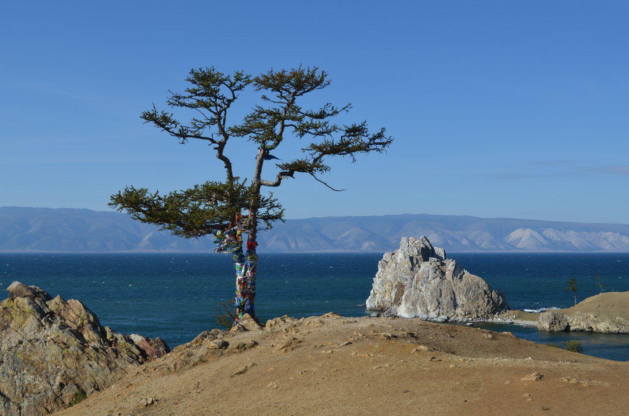 Байкал, Ольхон, фото