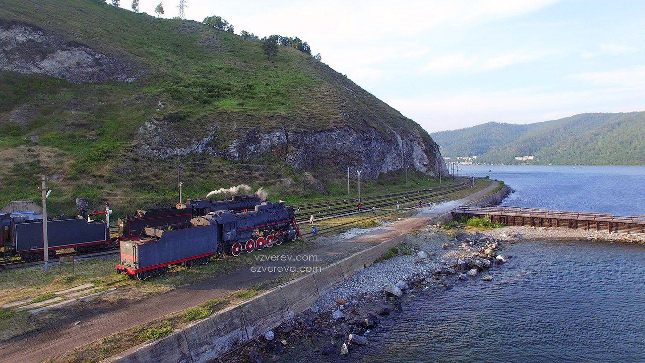 Порт Байкал, Фото