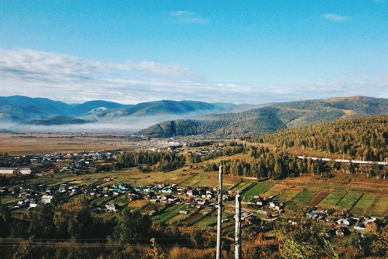 Иркутская область, Култук, фото
