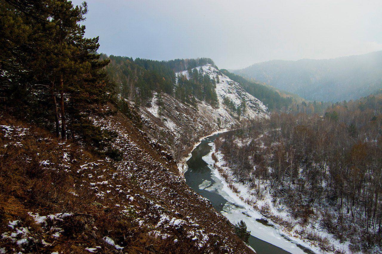 Есауловка, Красноярский край, Царская сопка, фото