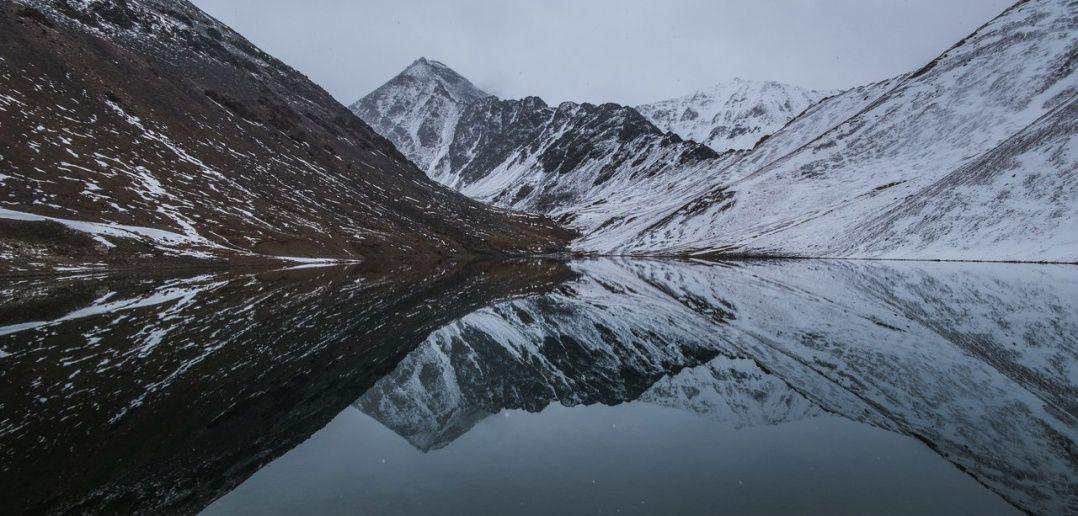 Озеро горных духов, Акташ, Алтай, фото