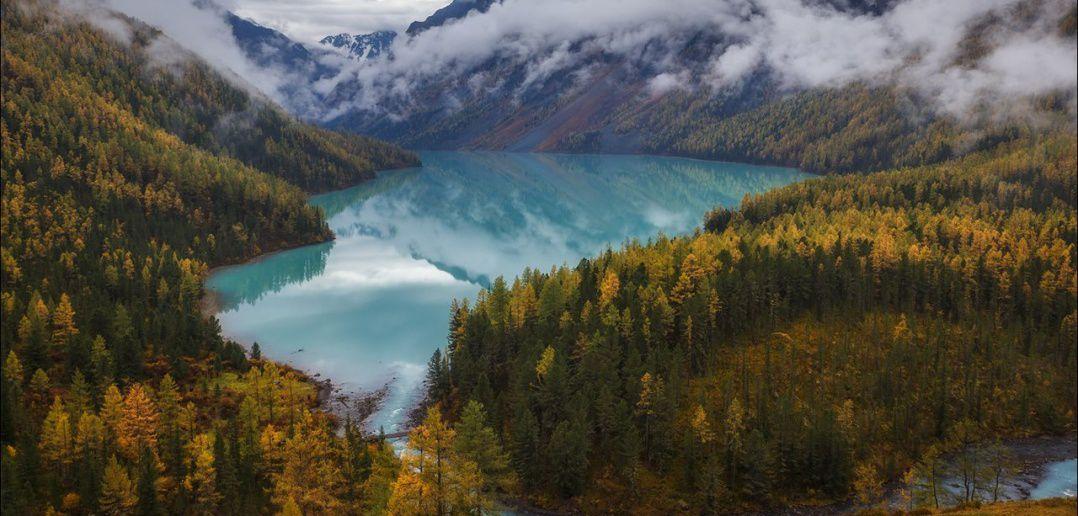 Кучерлинское озеро, Алтай, Фото