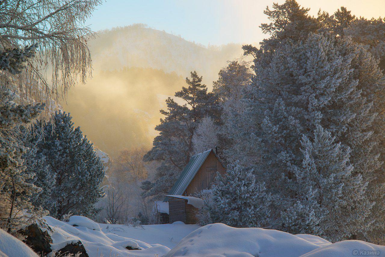 Горный Алтай, Сибирь, фото