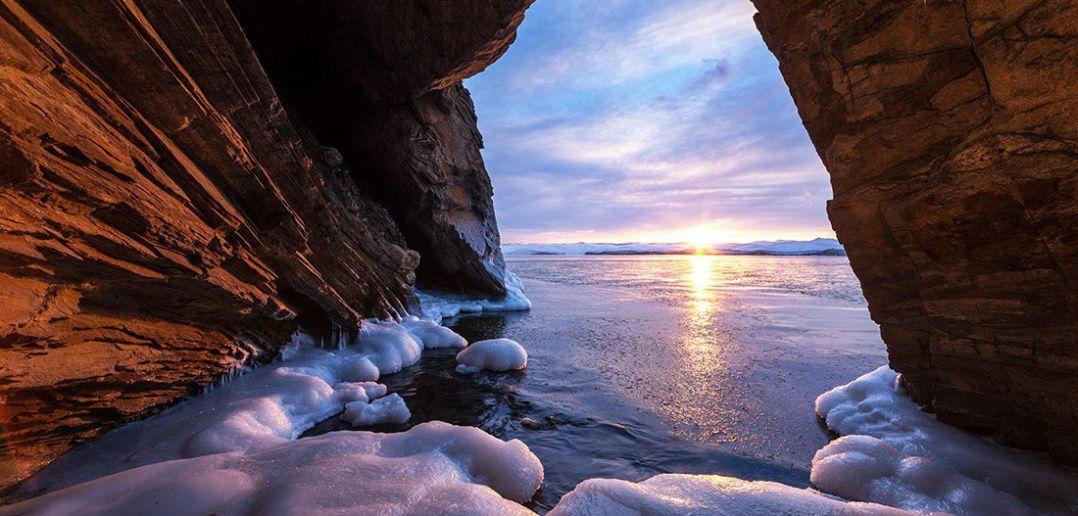 Уюга, Малое море, Байкал, Фото