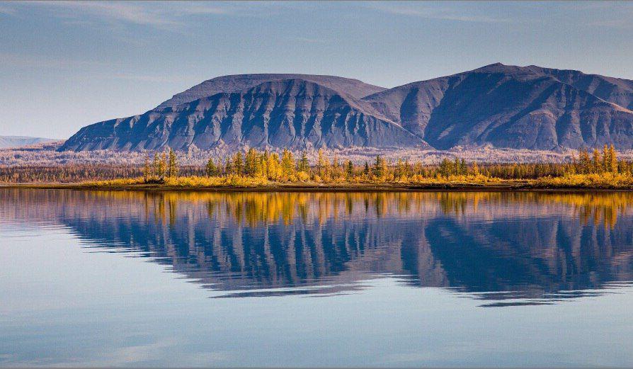Плато Путорана, Красноярский край, Фото