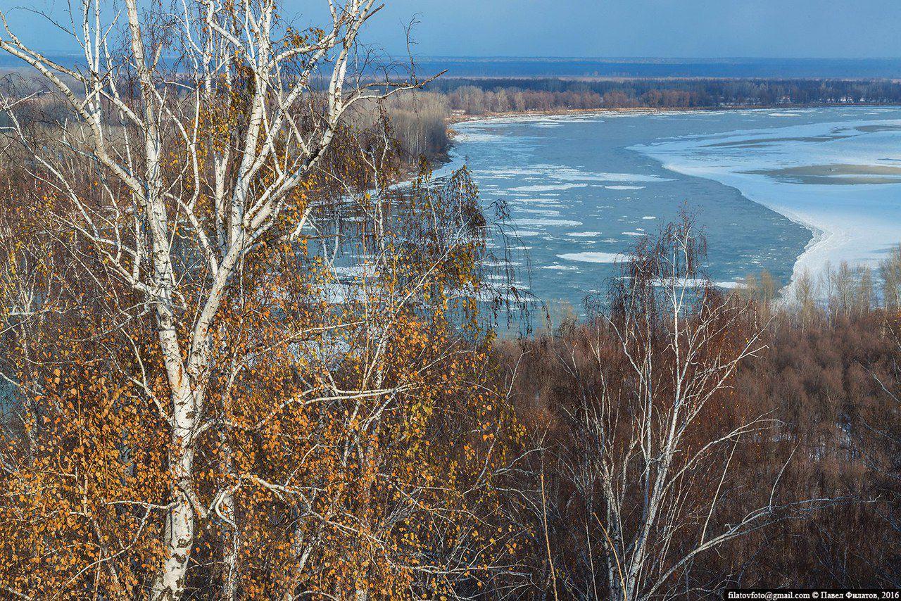 Обь, Алтайский край, Фото