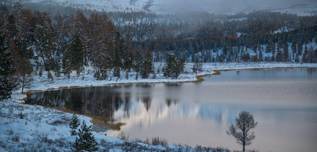 Озеро Киделю, Фото