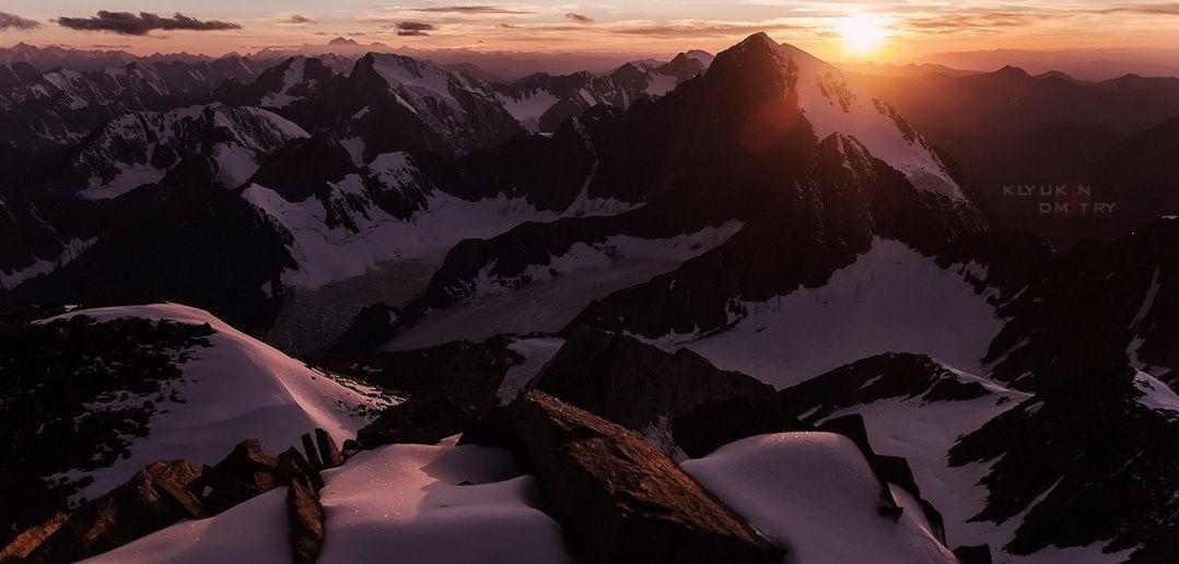 Маашей-Баши, Северо-Чуйский хребет, Горный Алтай, фото