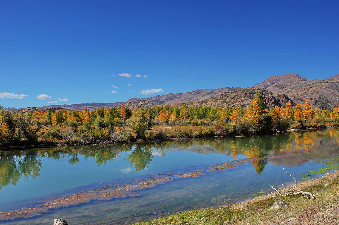 Чаган-Узун, Горный Алтай, фото
