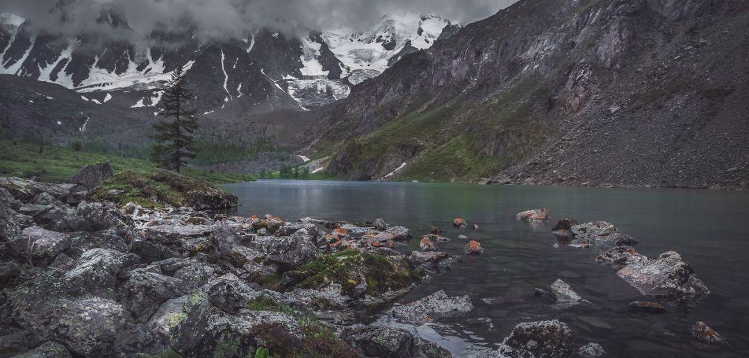 Верхнее Шавлинское озеро, Алтай, фото