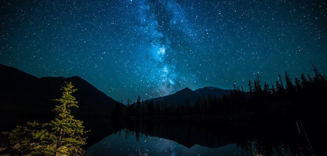 Млечный путь, Олон-Нур, Фото