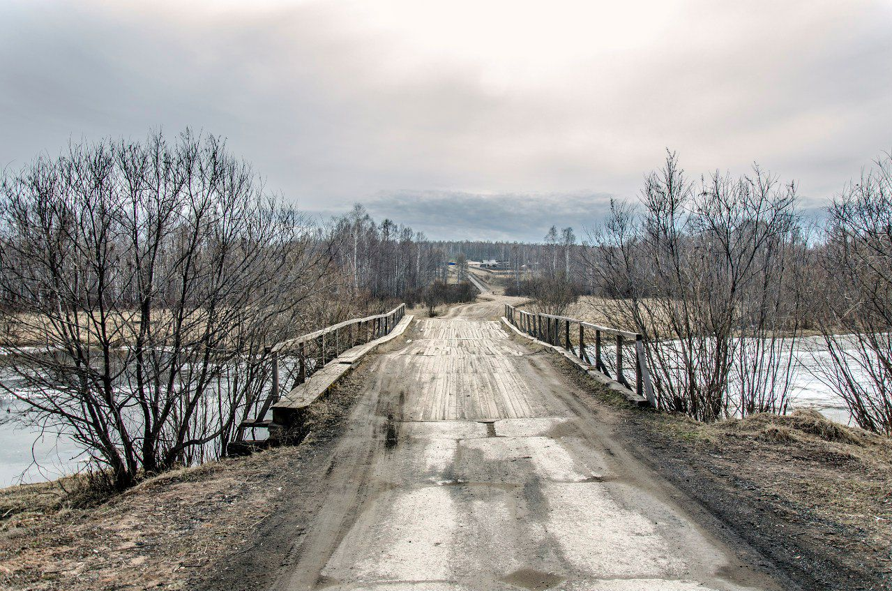 Красноярский край, Анжа, фото