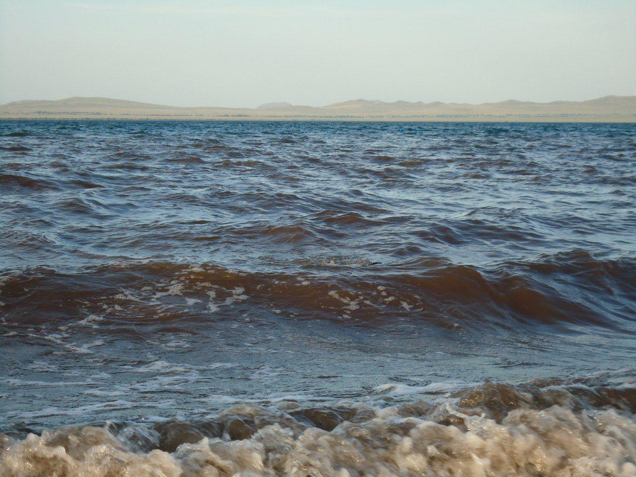 Озеро Шира, Хакасия, фото