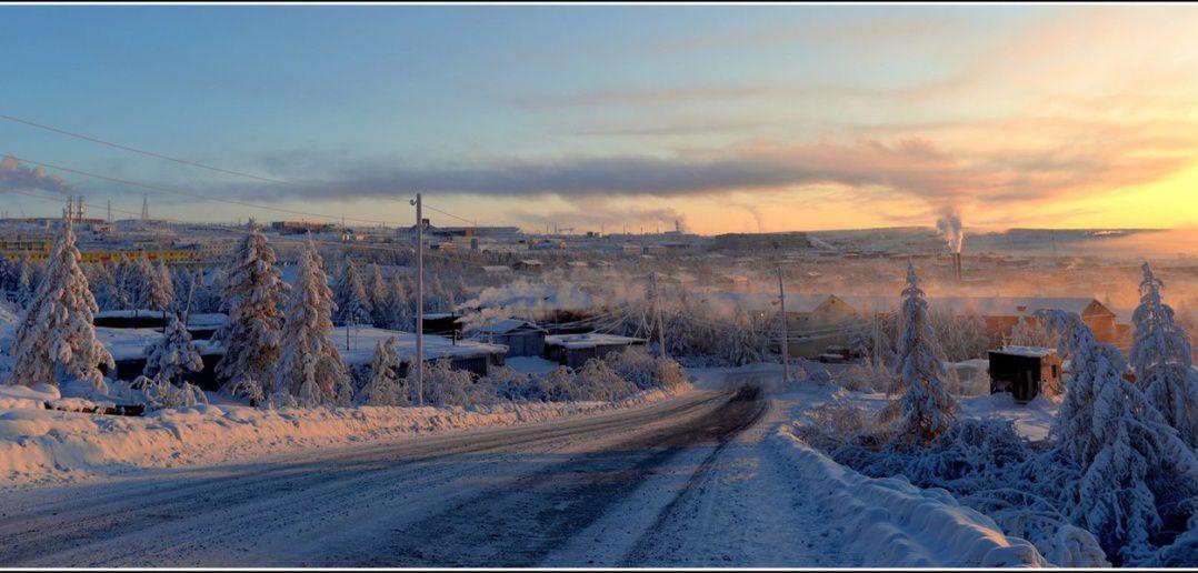 ПГТ Айхал, Республика Якутия, фото