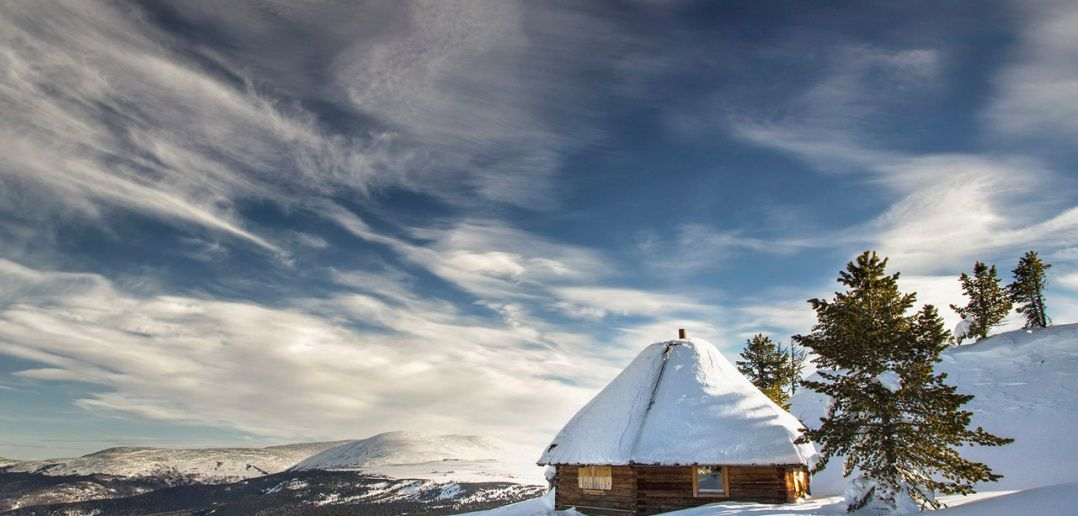Алтай, Перевал Семинский, фото