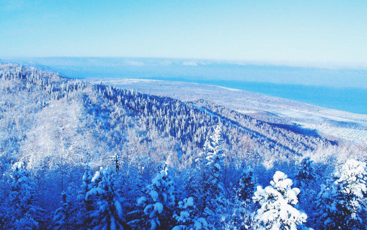 Байкальск, гора Соболиная, фото