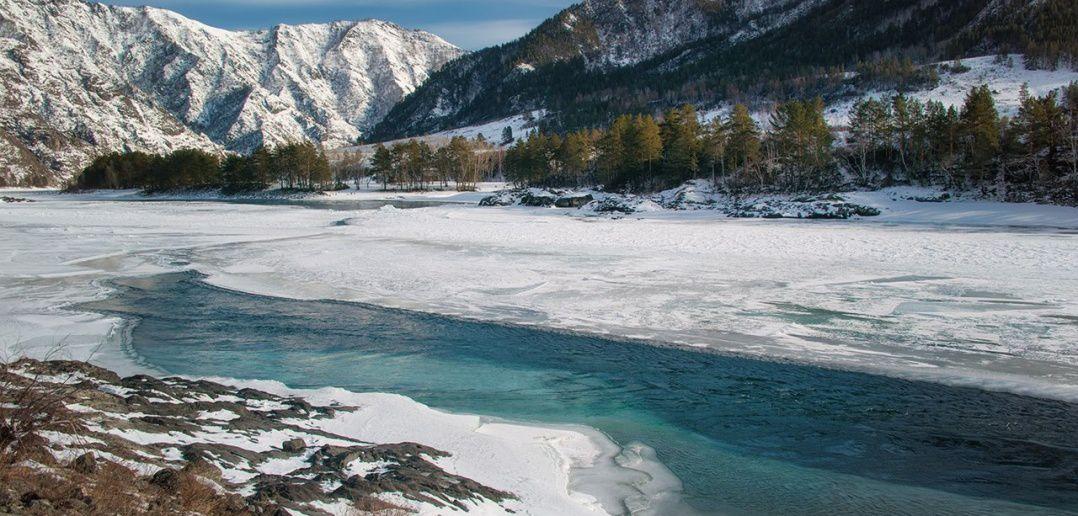 Катунь-река, Алтай, Фото