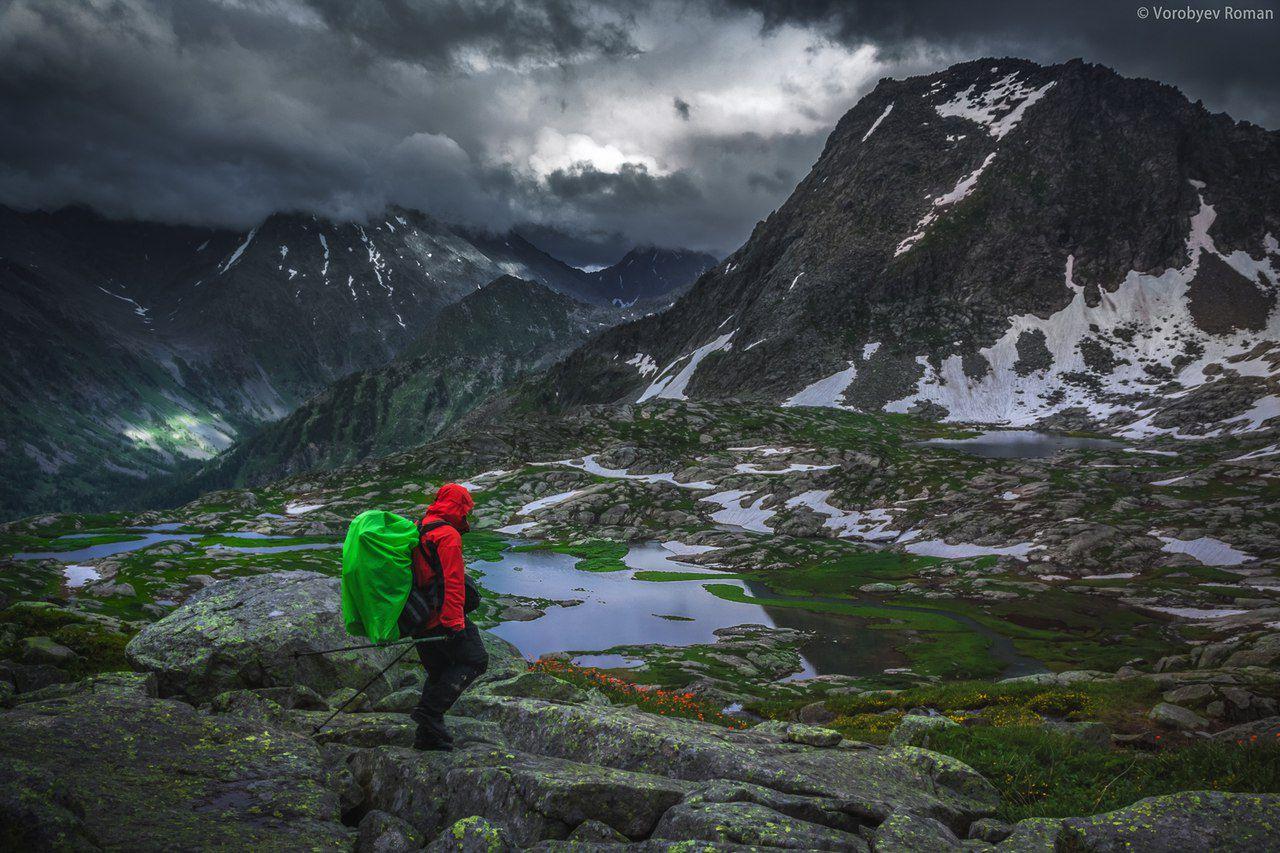 Мультинские озера, Алтай, фото