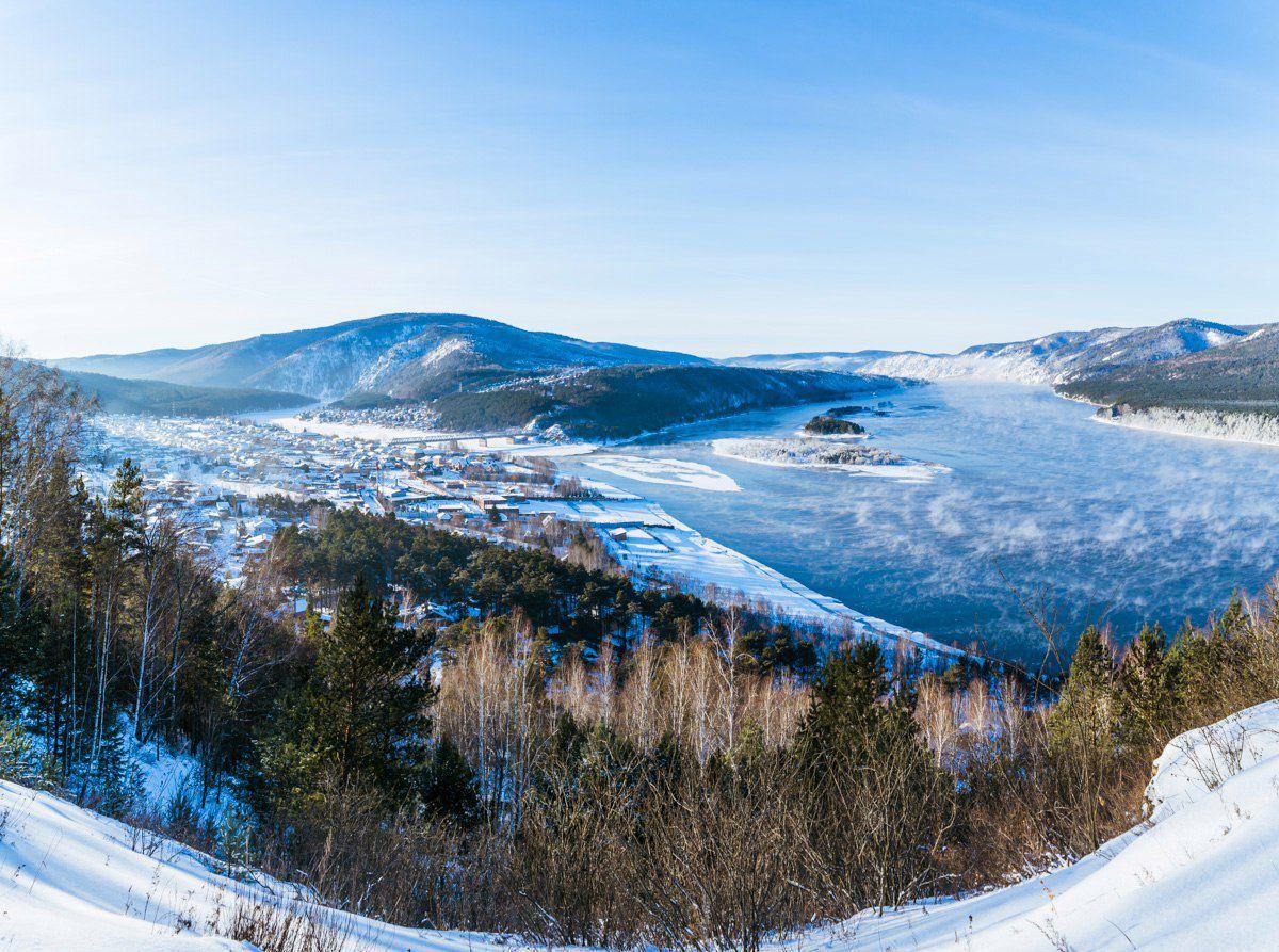 Усть-Мана, фото