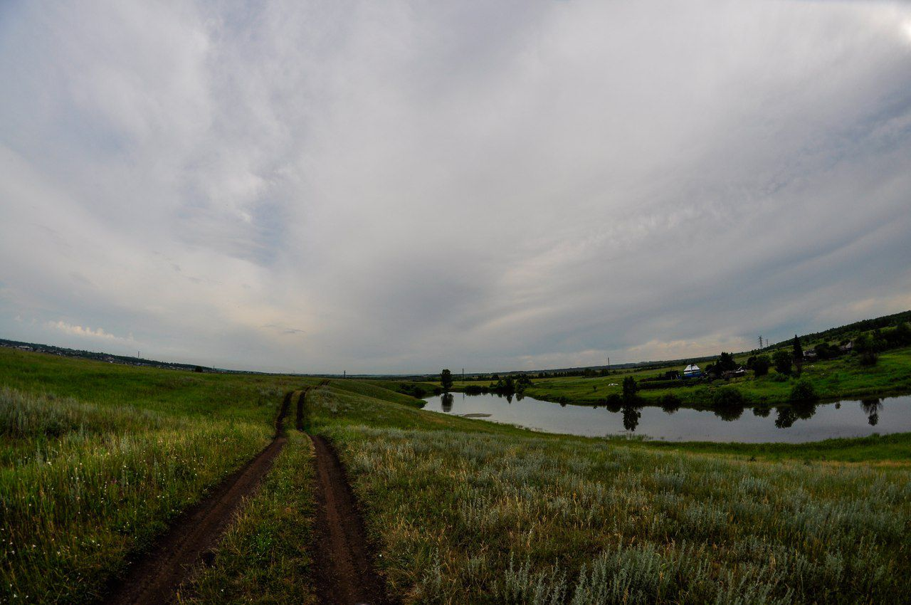 Западная Сибирь, Кемеровская область, фото