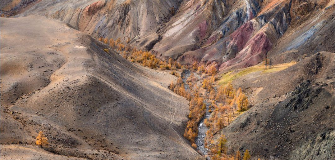 Ущелье Кызыл-Чин Фото: Влад Соколовский