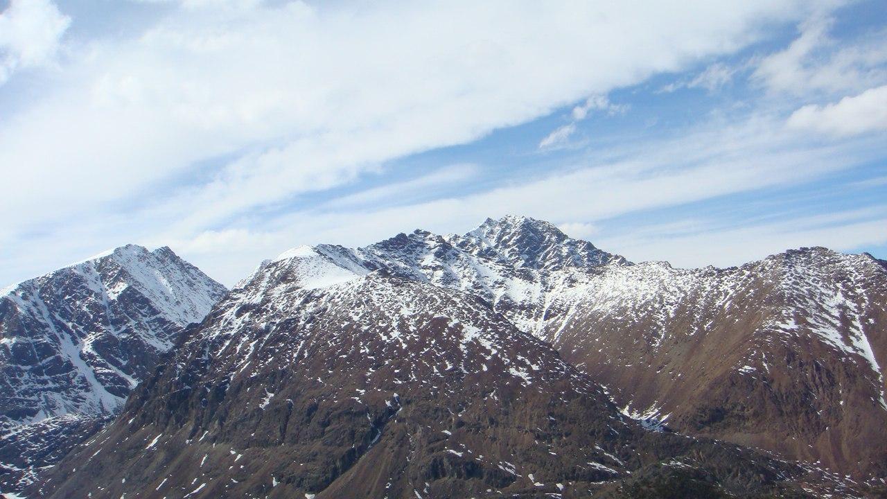 Бурятия, горная Ока, фото