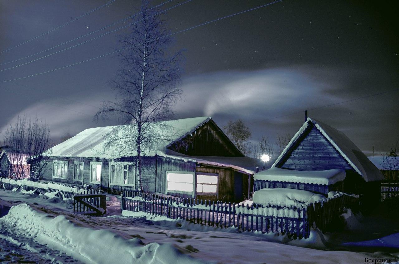 Томская область, Сайга, фото