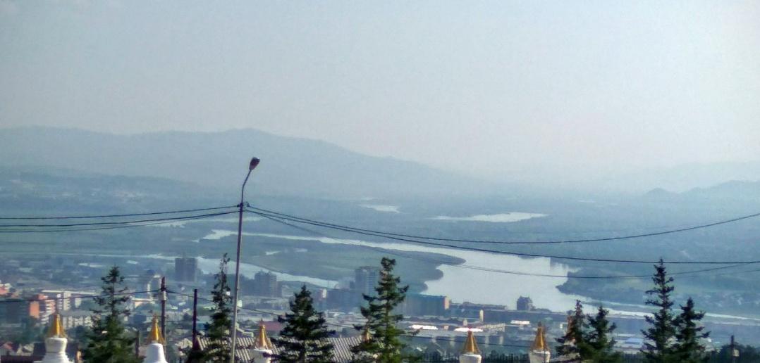 Резиденция Римпоче, Дацан, Улан-Удэ, Лысая гора, Селенга, фото