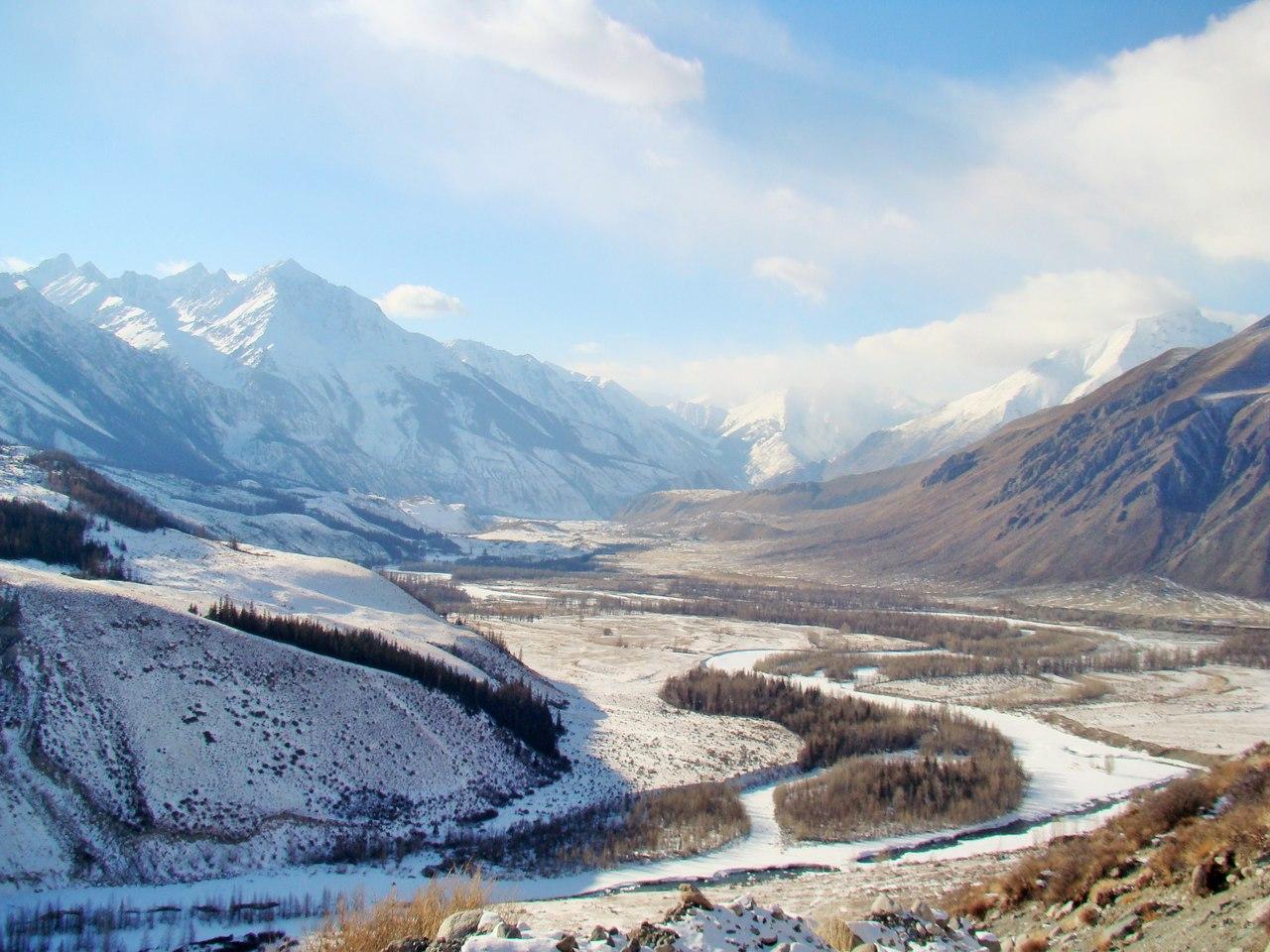 Горный Алтай, Аргут, фото