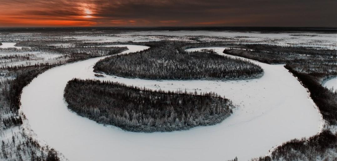 Тундра, Новый Уренгой, Фото