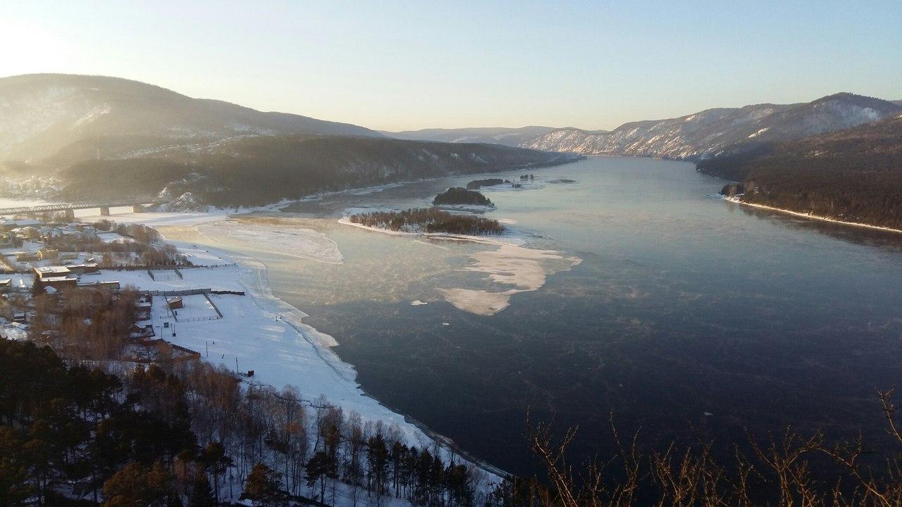 Усть-Мана, Красноярский край, фото