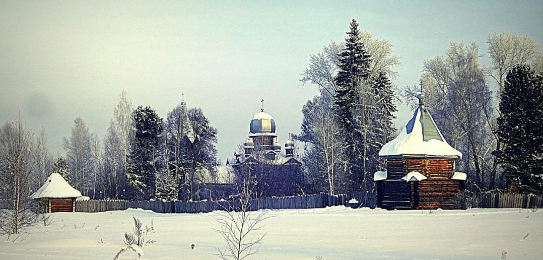 Омская область, Усть-Ишим, фото