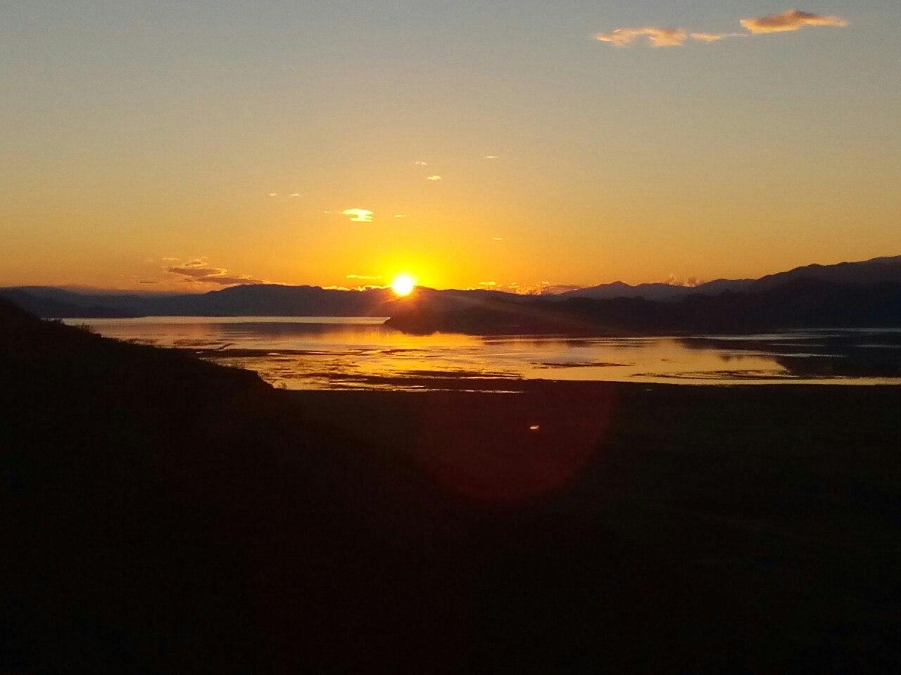 Саяно-Шушенское водохранилище, Республика Тува, фото