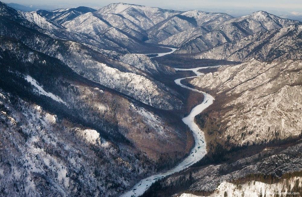 Верховья Абакана, Хакасия, фото