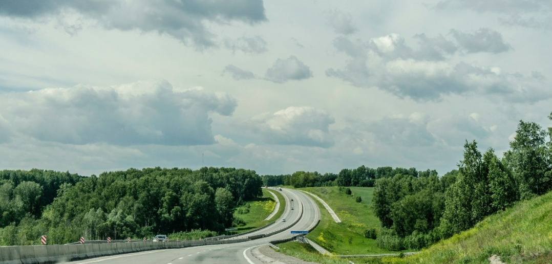 Сибирские дороги, фото