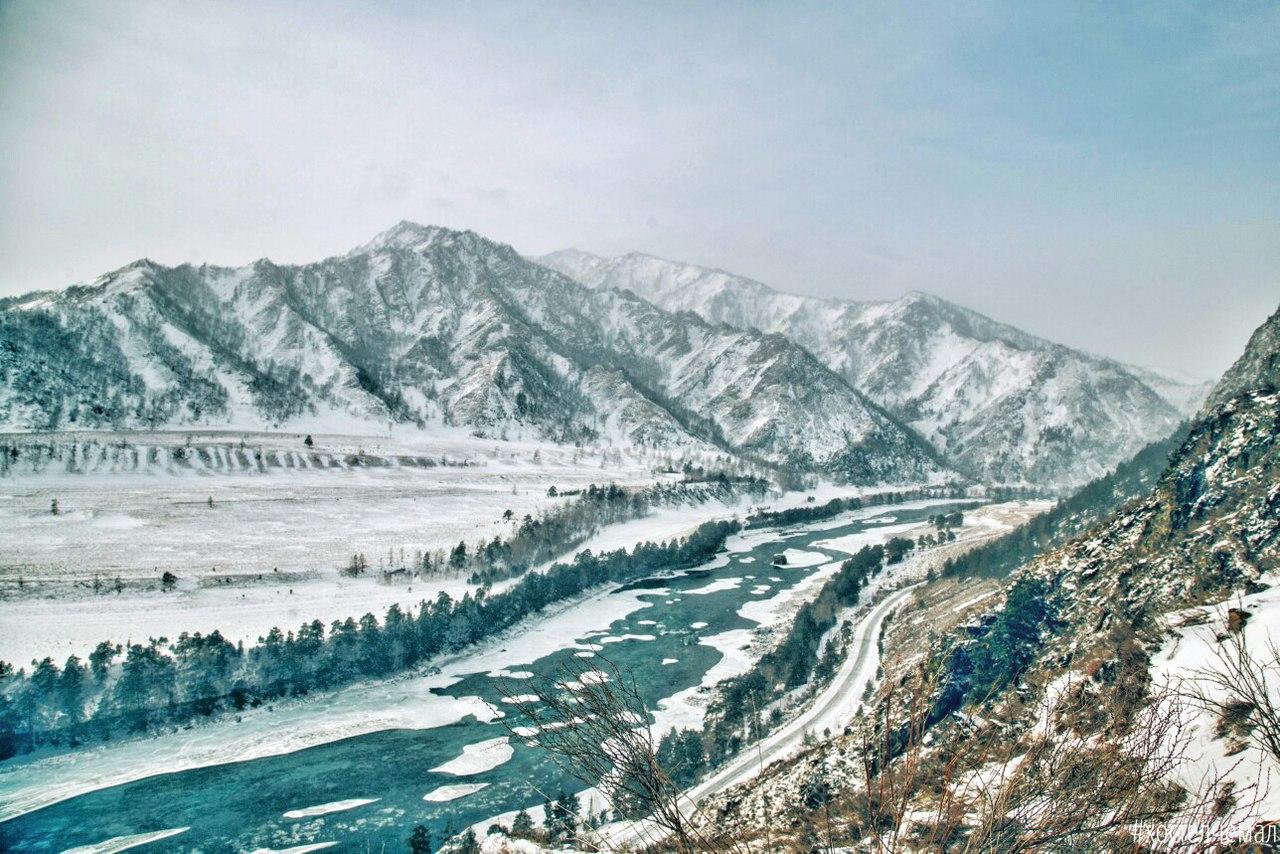 Ущелье горных духов, Чемала, Горный Алтай, фото